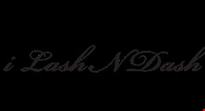 I Lash N Dash logo