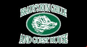 Brady's Run Grille logo