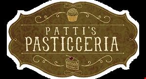 Patti's Pasticceria logo