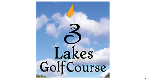3 Lakes Golf Course logo