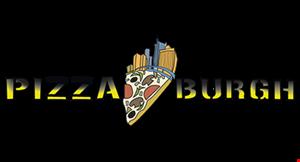 PIZZA BURGH logo
