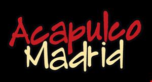 Acapulco Madrid Restaurant logo