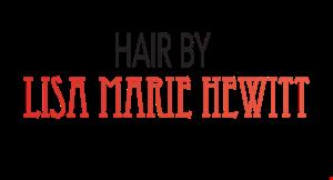 Hair By Lisa Marie Hewitt at Salon San Jose logo