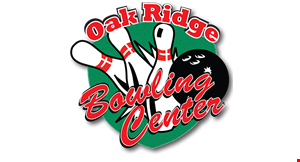 Oak Ridge Bowling Center logo