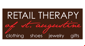 Retail Therapy of St. Augustine logo