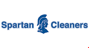 Spartan Cleaners logo