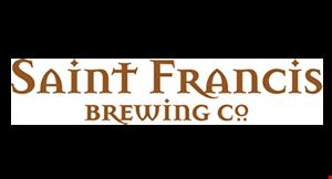Saint Francis Brewery and Restaurant logo