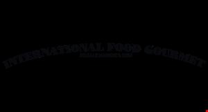International Food Gourmet logo