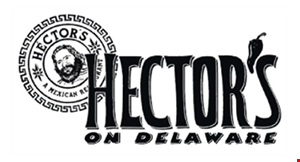 Hector's on Delaware logo