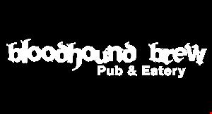 Bloodhound Brew Pub & Eatery logo