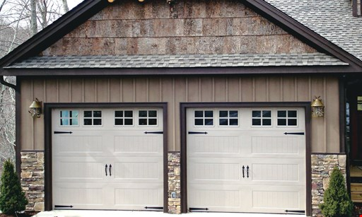 Product image for A-AUTHENTIC GARAGE DOOR COMPANY $100 OFF ANY 1-CAR  GARAGE DOOR. $200 OFF ANY 2-CAR  GARAGE DOOR. .