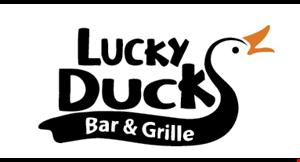 Lucky Ducks Bar & Grille logo