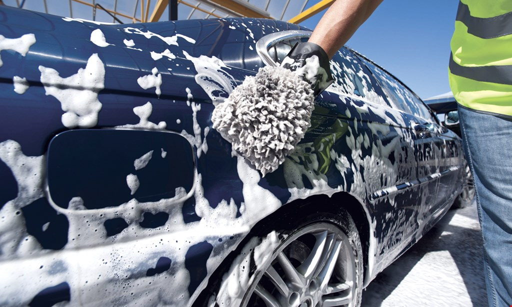 Product image for Tower Car Wash & Detail Center $3 off any full service, deluxe or ultimate wash.