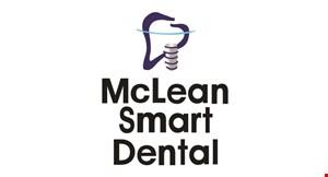 Mclean Smart Dental logo