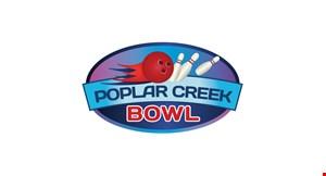 Poplar Creek Bowl logo
