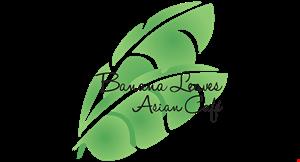 Banana Leaves logo