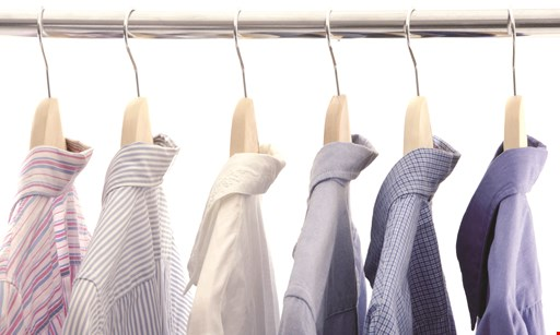 Product image for Sky Cleaners 20% off all dry cleaning services.
