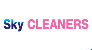 Product image for Sky Cleaners $20 of fall services