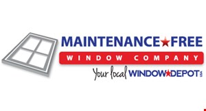 Product image for Maintenance Free Window Company $275 per window* installed