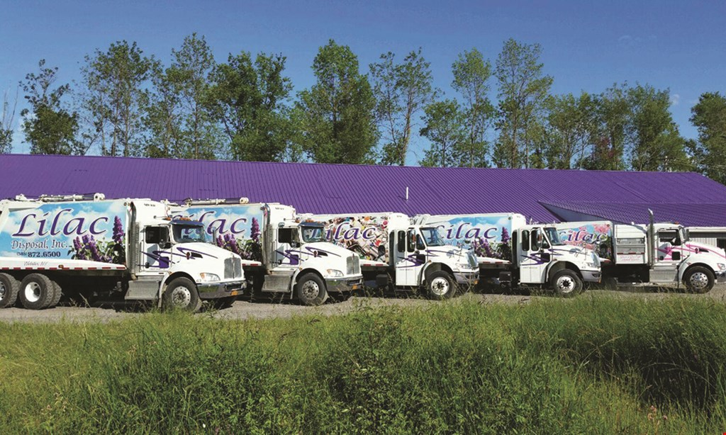 Product image for Lilac Disposal, Inc. FREE 1 ton