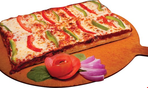 Product image for Bella Roma Karns $19.99 Xtra Lg. Pizza with up to 3 Toppings & order of cinnamon bread