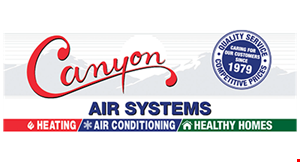 Canyon Air Systems logo
