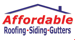 Affordable Roofing, Siding, and Gutters logo