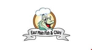 East Main Fish & Chips logo