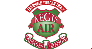 Product image for Aegis Air Heating & Cooling $100 OFF 18 Month Interest Free*