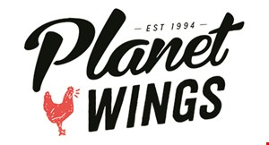 Product image for PLANET WINGS 10% off any purchase