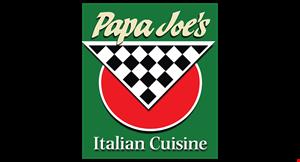 Papa Joe's logo