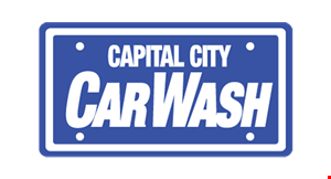 Product image for Capital City Car Wash $4.80 single silver exterior wash.