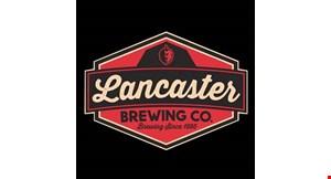 Lancaster Brewing Co. - Harrisburg logo