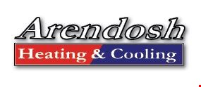 Product image for Arendosh Heating & Cooling A/C REPAIR $25 OFF.