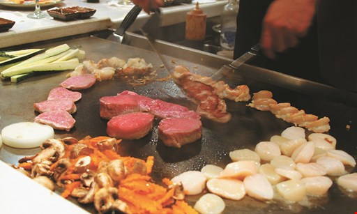 Product image for Teppanyaki Grill Sushi Supreme Buffet 15% off Lunch Or Dinner Buffet
