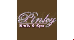 Pinky Nails II & Spa logo