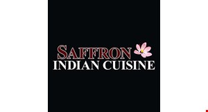 Saffron Fine Indian Cuisine logo