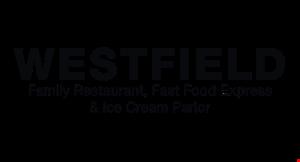 Westfield Family Restaurant logo