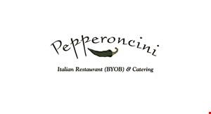 Pepperoncini Italian Restaurant logo
