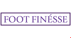 Foot Finesse logo