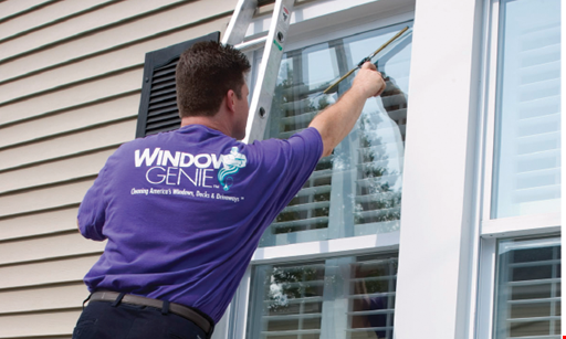 Product image for Window Genie Window Cleaning