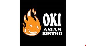 Oki Asian Bistro logo
