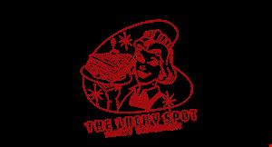 The Lucky Spot Family Restaurant logo