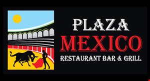 PLAZA MEXICO RESTAURANT BAR & GRILL logo