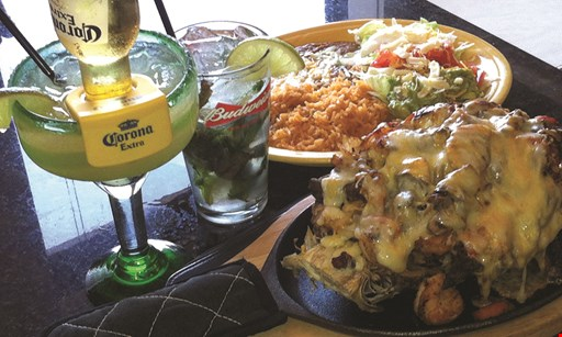 Product image for Plaza Mexico Restaurant Bar & Grill $5 off any bill of $25 or more