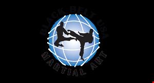 Black Belt Usa Taek Won Do logo