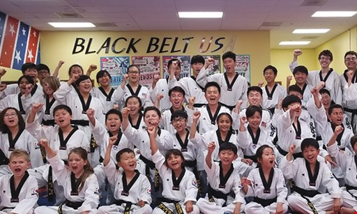Product image for Black Belt Usa Taek Won Do $29 FOR 2 WEEKS & FREE UNIFORM
