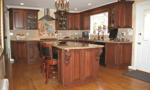Product image for U.S. Cabinet Refacing Inc. 15% off any cabinet refacing save up to $750.