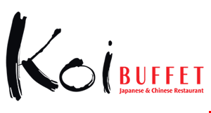 Koi Buffet logo