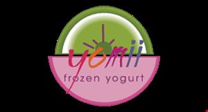 Yomii Frozen Yogurt logo